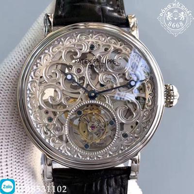 Như quý khách đã biết, đồng hồ Patek Philippe nằm trong số những thương hiệu đồng hồ cao cấp nổi tiếng nhất thế giới, và mỗi chiếc Patek Philppe đều là một tác phẩm nghệ thuật thực thụ, được chăm chút tỉ mỉ bởi những người nghệ nhân.