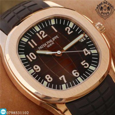 Những chất liệu cao cấp đều được sử dụng trên mẫu đồng hồ này