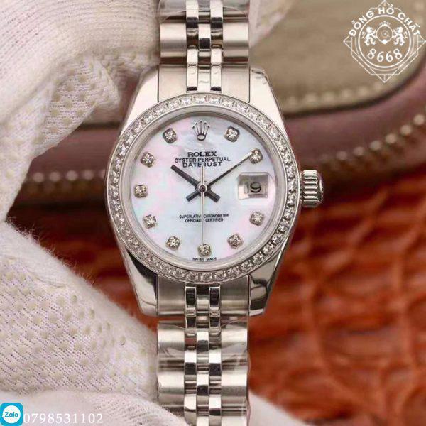 Ý Nghĩa Của Đồng Hồ Nữ Rolex