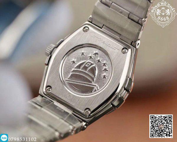đồng hồ cơ omega với thiết kế độc đáo, bộ máy chi tiết từng cm