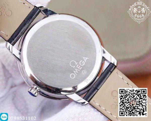 đồng hồ cơ omega với thiết kế bộ máy tinh xảo, tỉ mỉ, chi tiết từng cm