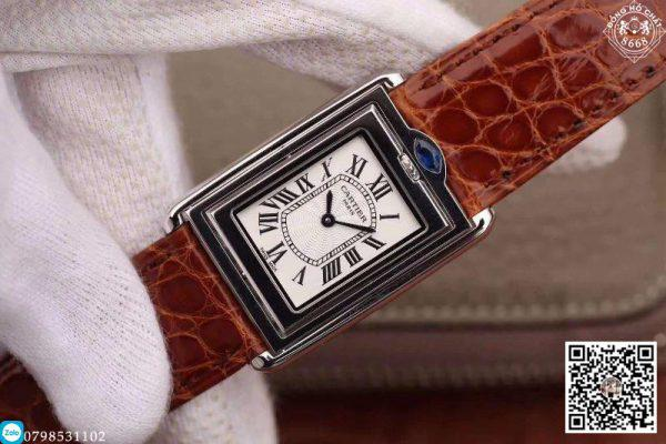 cartier watches siêu cấp bản máy Thụy Sĩ vô cùng đẹp