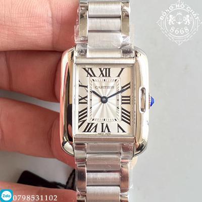đồng hồ cartier nữ siêu cấp replica 1:1 đẹp như bản hãng
