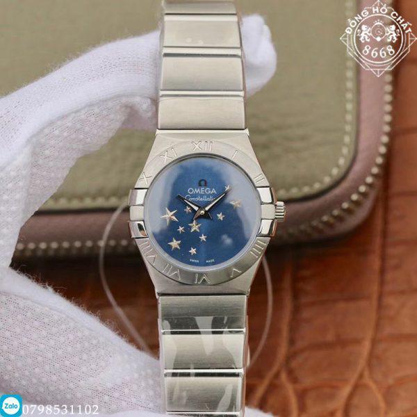 đồng hồ omega siêu cấp đẹp, sang trọng, quý phái dành cho các quý cô