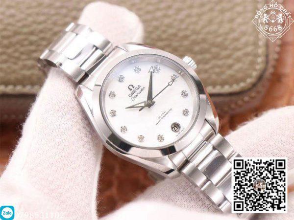 đồng hồ omega seamaster luôn đẹp, thời trang, sang trọng phù hợp với mọi quý cô
