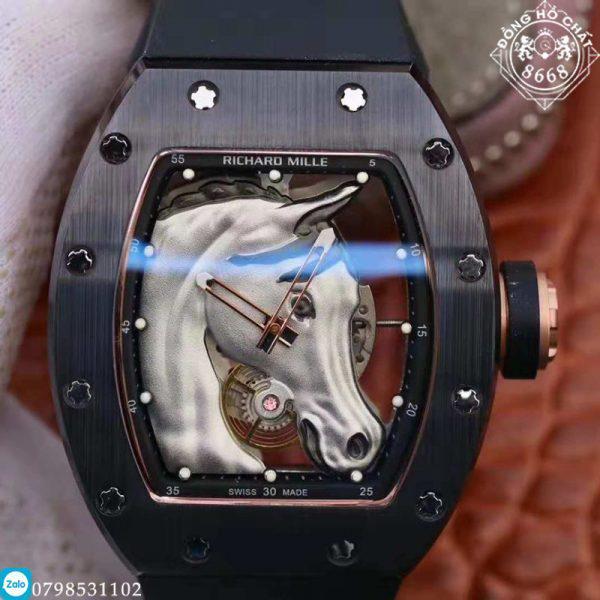 Trên thị trường của chúng tôi cũng vậy, những thiết kế đồng hồ Richard Mille Fake vô cùng phức tạp. Nhằm đem đến cho người sử dụng một phiên bản hoàn thiện nhất.