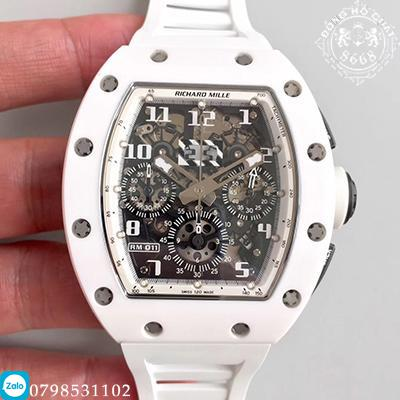 Trong những năm gần đây đồng hồ Richard Mille Fake là một trong những phiên bản được săn đón nhiều nhất. Và chiếc đồng hồ Richard Mille Fake RM 11-03 đang có mặt tại Đồng Hồ Chất 8668 sẽ không để cho quý khách hàng cảm thấy thất vọng khi sở hữu chiếc đồng hồ này.