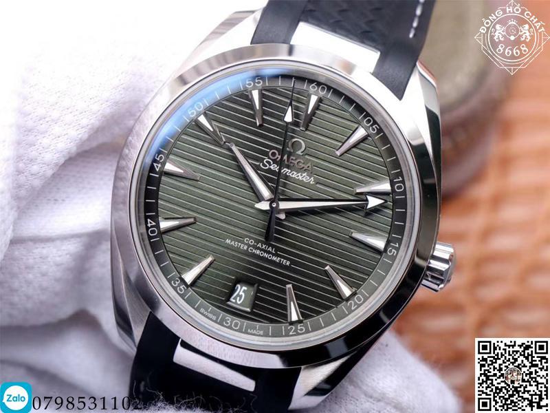 đồng hồ omega automatic đơn giản nhưng không kém phần sang trọng, thanh lịch dành cho các quý ông