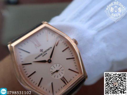 Chiếc đồng hồ mang nét đẹp tinh tế , cổ điển nhưng không kém phần sang trọng và danh giá