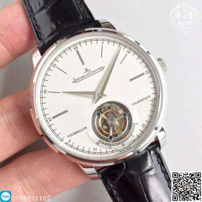 Đồng hồ Jaeger Lecoultre Master Grande 5086420 Replica 1:1 sử dụng mặt kính làm từ Sapphire nguyên khối
