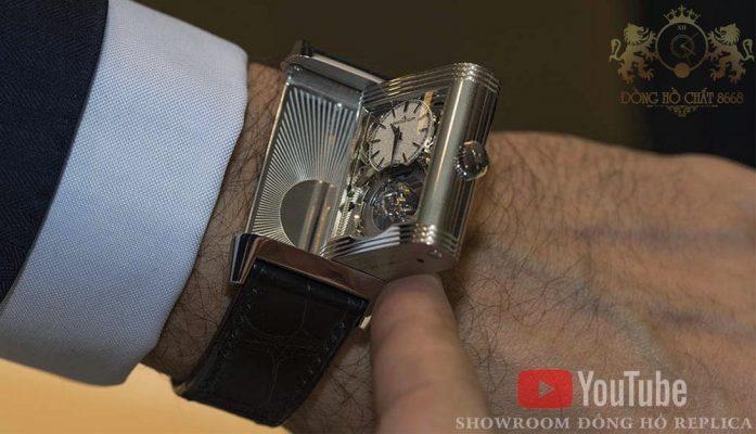 Các mẫu đồng hồ Jaeger - Lecoultre Replica 1:1 là những sản phẩm được chế tác tỉ mỉ và chi tiết, đạt độ giống lên đến 99%.