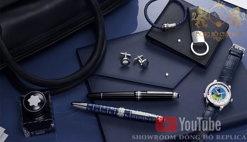 Khởi nguyên của thương hiệu Montblanc là một công ty kinh doanh bút máy nổi tiếng. Mãi tới năm 1997 họ mới cho ra măt sản phẩm đồng hồ đeo tay đầu tiên.