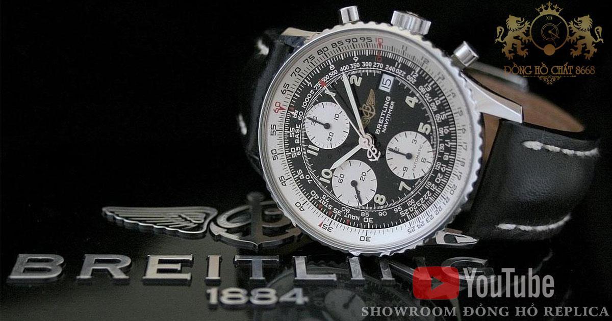 đồng hồ breitling là thương hiệu nổi tiếng của thụy sĩ