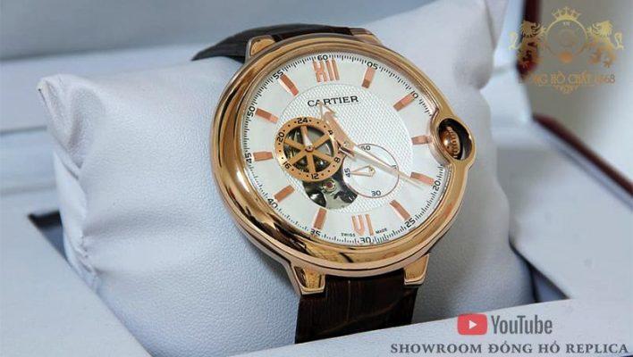 Nếu muốn mua được mẫu đồng hồ Cartier nam hay nữ phiên bản Super Fake 1:1 hoàn thiện 99% so với sản phẩm chính hãng bạn cần trang bị ngay cho bản thân cách thức phân biệt các loại đồng hồ Cartier nhái trên thị trường nếu không muốn bị mất tiền oan