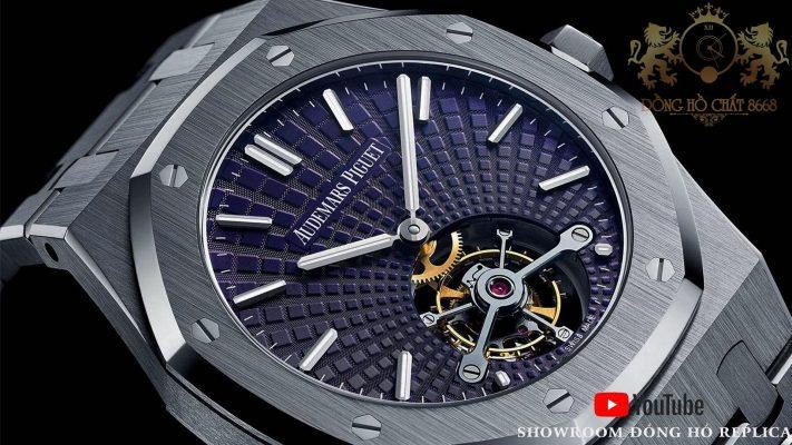 Audemars Piguet là 1 trong 5 thương hiệu gạo cội trong nền công nghiệp chế tác đồng hồ Thụy Sĩ