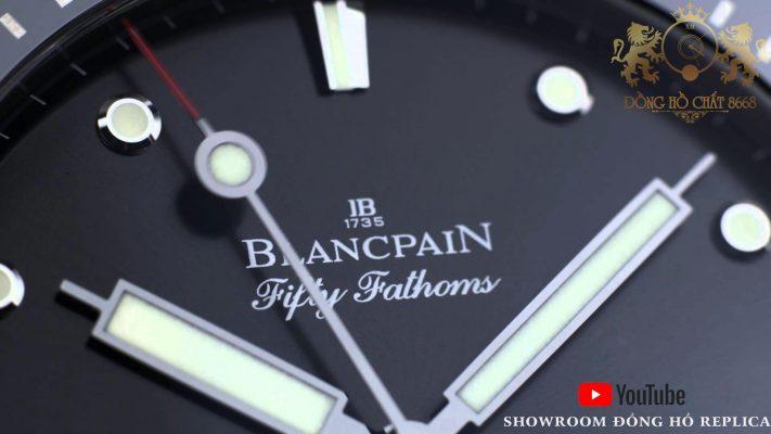Blacpain là một thương hiệu lâu đời, những chiếc đồng hồ mang Blancpain luôn được săn đónở trên thế giới hiện nay.