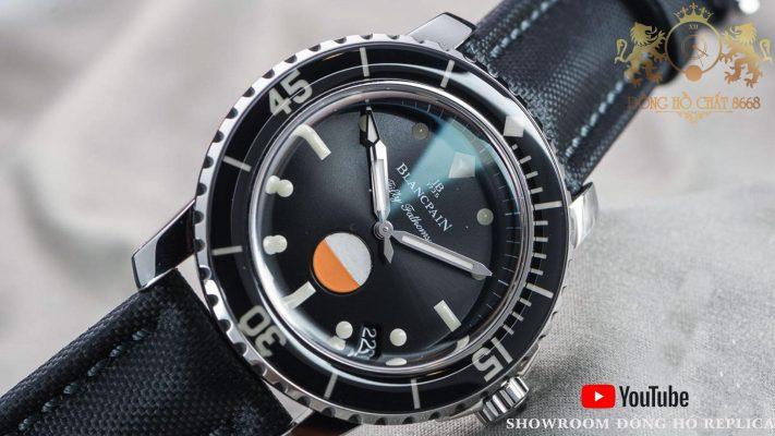 Đồng hồ Blancpain có đặc tính và tính năng tương tự Blancpain chính hãng.Nhất là vấn đề tiết kiệm đáng kể chi phí, phù hợp điều kiện mọi đối tượng khác nhau.