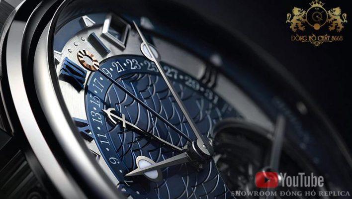 Thương hiệu đồng hồ Breguet được biết tới là thương hiệu của những người quyền lực nhất trên thế giới