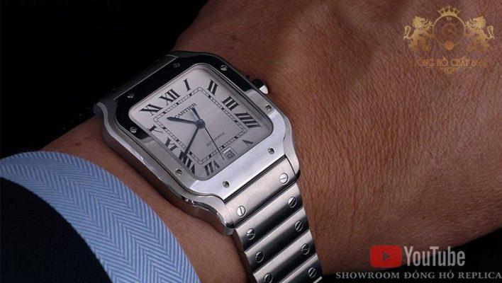 Để làm được Cartier Super Fake 1:1 đòi hỏi kỹ thuật và tay nghề rất cao mới có thể lột tả được chính xác vẻ đẹp của Cartier