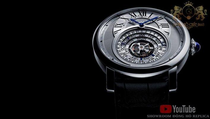 Thương hiệu Cartier mới đầu tập trung sản xuất trang sức, đến năm 1888 mới chính thức nghiên cứu, chế tác đồng hồ