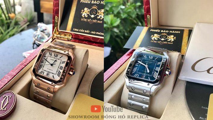 Đồng hồ Cartier phiên bản Super Fake 1:1 đang là sự lựa chọn hợp lý trong bối cảnh tài chính và sự khan hiếm của sản phẩm Cartier chính hãng