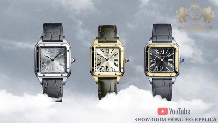 đồng hồ Replica là một kho tàng với vô vàn các kiểu dáng khác nhau. Đồng thời với sự phổ biến của nó thì sẽ đáp ứng được rất nhiều các nhu cầu của những khách hàng khó tính nhất.