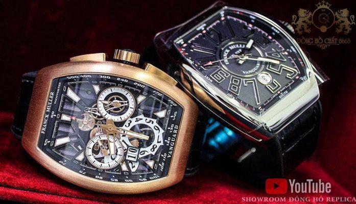 Danh tiếng mà giá trị đồng hồ Franck Muller Geneve là điều không phải ai cũng có thể sở hữu. Đây là thương hiệu nổi tiếng chỉ dành cho giới siêu giàu như doanh nhân , ca sĩ , cầu thủ bóng đá và nguyên thủ quốc gia.