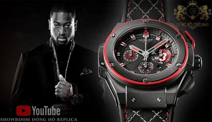 Hublot là thương hiệu đồng hồ thể thao nổi tiếng của Thụy Sĩ. Thương hiệu được lấy cảm hứng từ xe đua và hàng không.