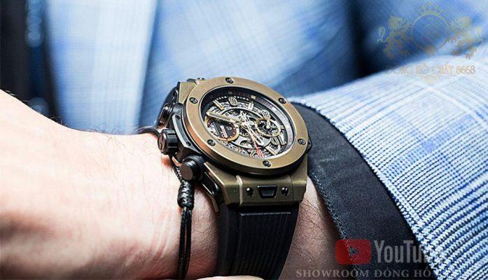 Các mẫu đồng hồ Hublot Super Fake đang dần trở thành 1 xu hướng sử dụng trong những năm gần đây vì khả năng hoàn thiện quá tuyệt vời mà mức giá lại cực kỳ cạnh tranh