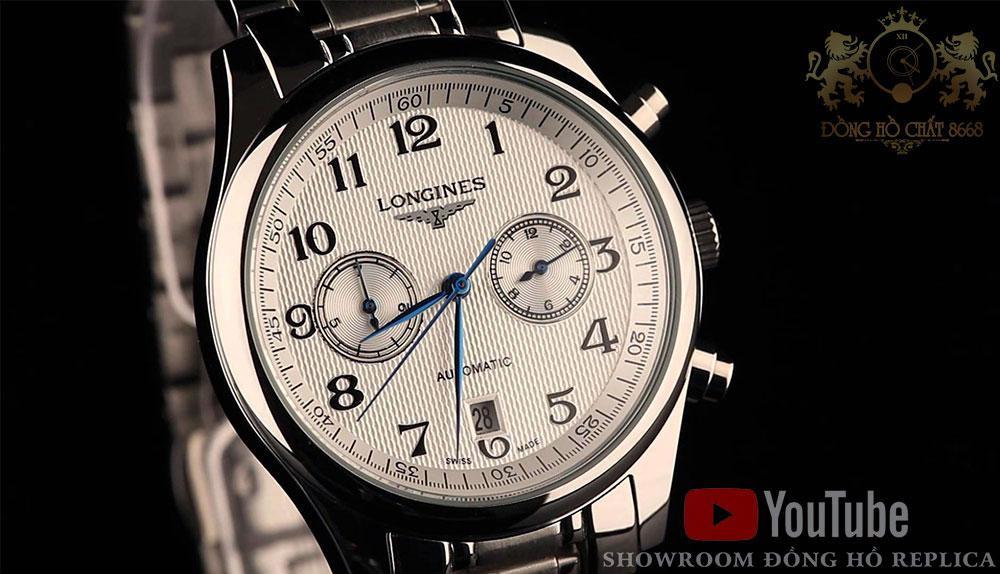 """Thương hiệu đồng hồ Longines Swiss Made được mệnh danh là """"con phượng hoàng"""" của ngành đồng hồ Thụy Sĩ"""