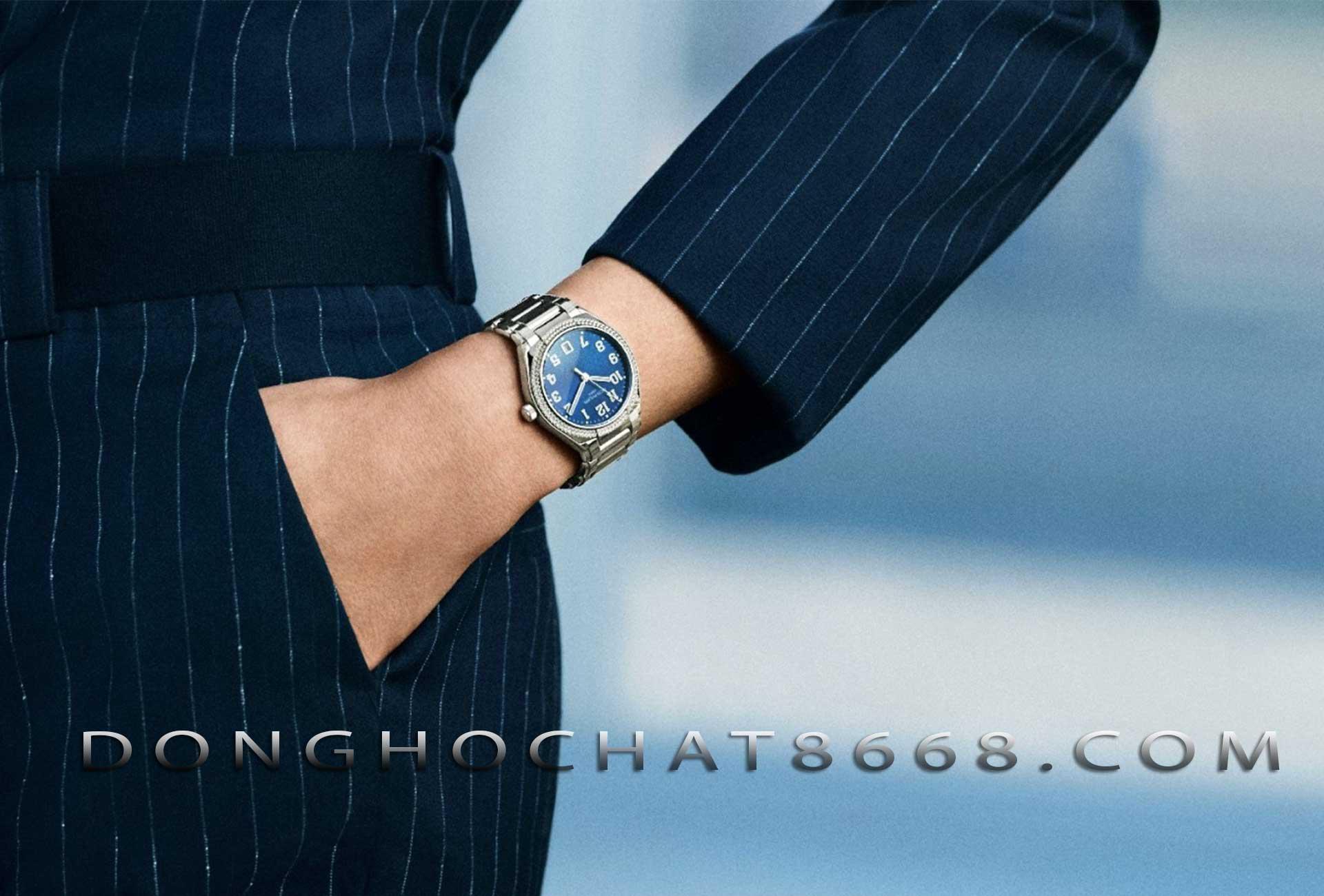 Đồng hồ nữ Patek Philippe đơn giản