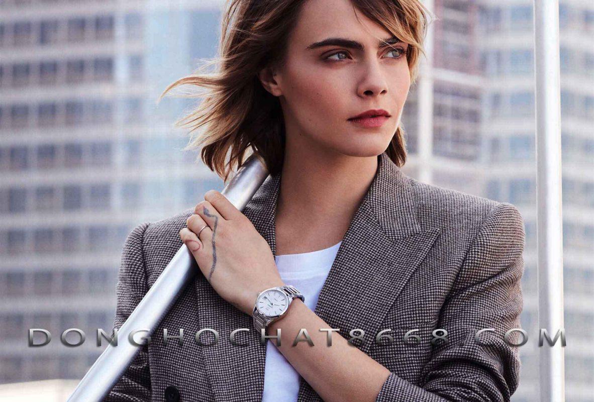 Đồng hồ nữ Thụy Sĩ cao cấp giá rẻ