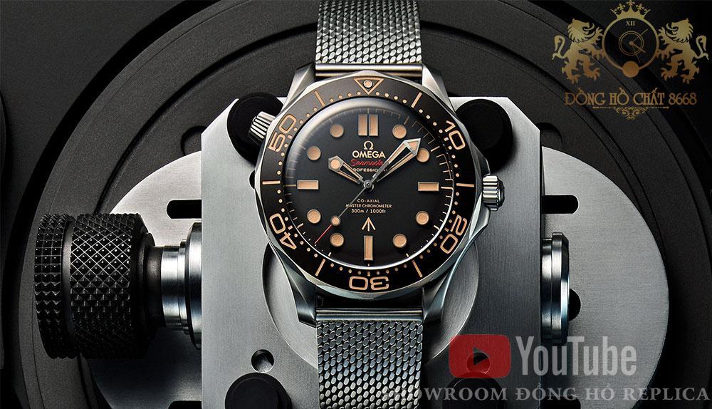 Omega là một trong thương hiệu đồng hồ nổi tiếng nhất trên thế giới với những thiết kế mang tính phức tạp cực kỳ cao.