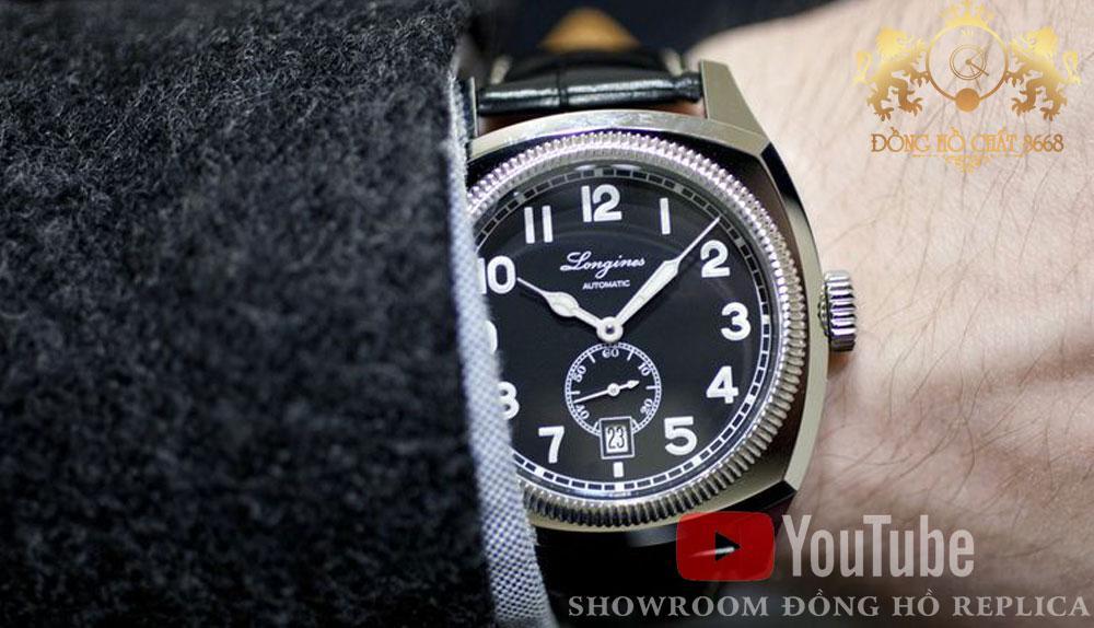 Dòng sản phẩm đồng hồ Replica là một kho tàng với vô vàn các kiểu dáng khác nhau