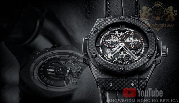 Những thiết kế của thương hiệu đồng hồ Hublot Geneve đều mang tính chất vượt thời gian