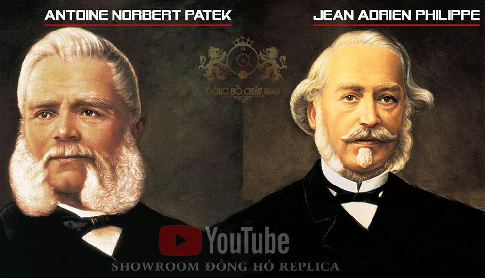 Cái tên Patek Philippe & Co được khai sinh khi Mr Antoine Patek gặp được đối tác mới đó là Mr Jean Adrien Philippe