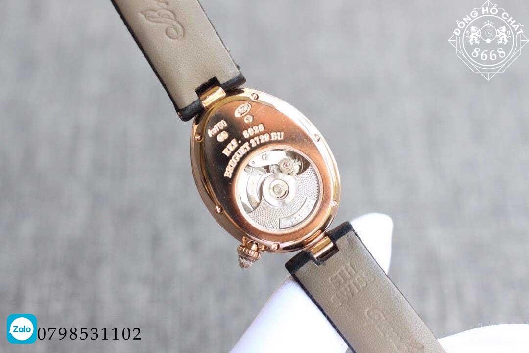 Đồng hồ Breguet nữ super fake được hoàn thiện chuẩn 1:1