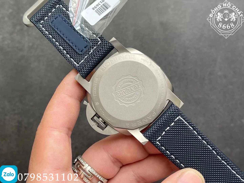 bộ máy đồng hồ panerai được làm chuẩn 1:1
