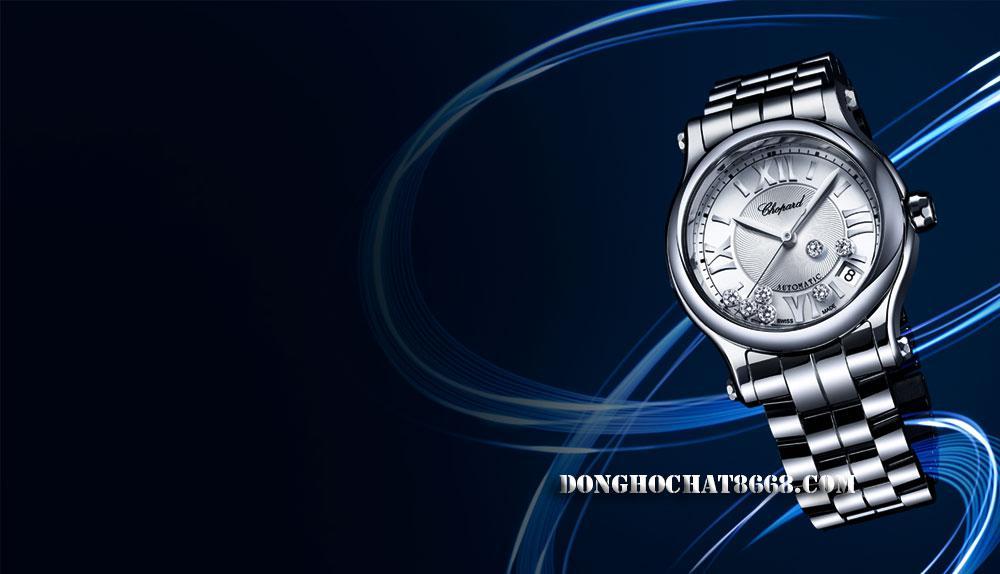 Các mẫu đồng hồ Chopard 1:1 là những sản phẩm được chế tác tỉ mỉ và chi tiết, đạt độ giống lên đến 96%.