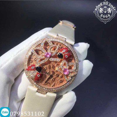 """Vẻ đẹp mê hoặc của chiếc đồng hồ """"Độc nhất vô nhị"""""""
