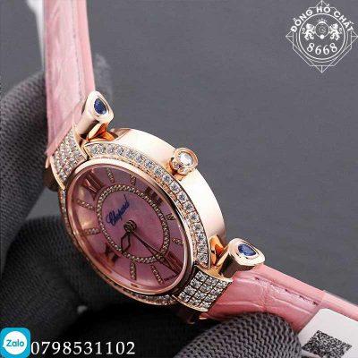 đồng hồ nữ chopard siêu câps