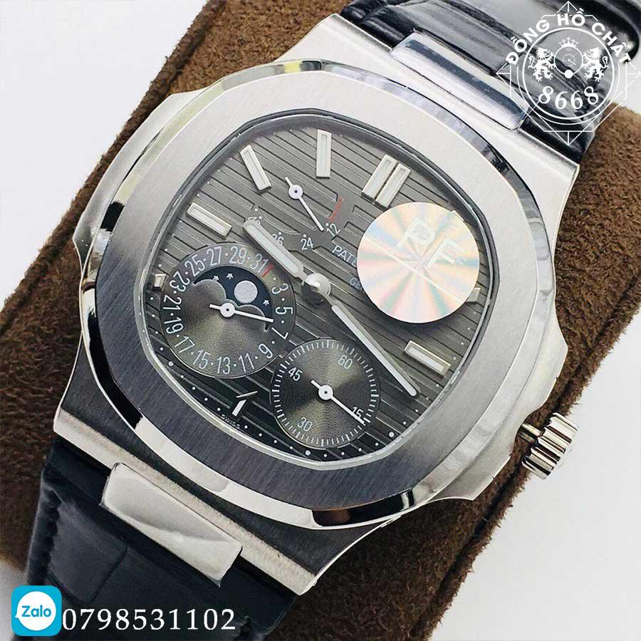 tổng thể thiết kế đồng hồ patek philippe replica