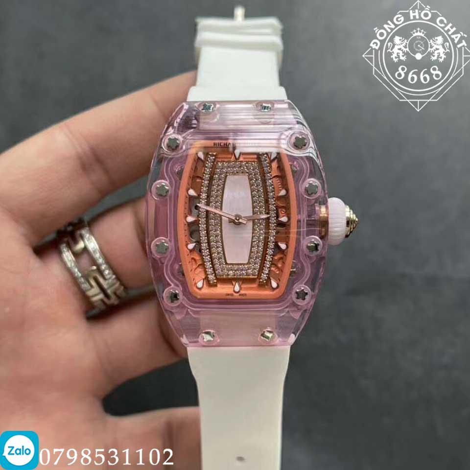 tổng quan của đồng hồ richard mille nhái