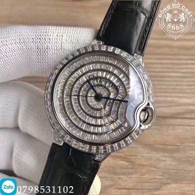 đồng hồ cartier nhái