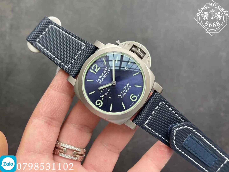 chi tiết thiết kế đồng hồ panerai