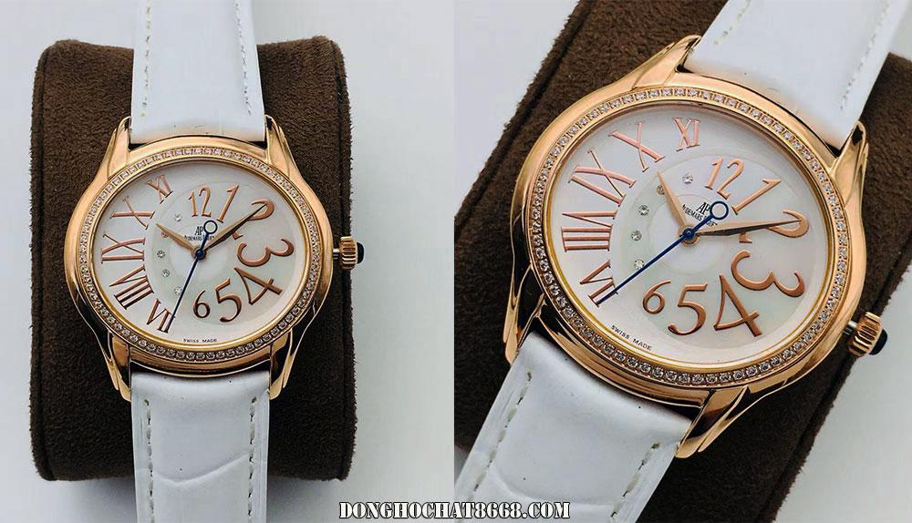 Nếu bạn đang tìm kiếm 1 chiếc đồng hồ sang trọng và đẳng cấp nhất. Chắc chắn không thể bỏ qua mẫu đồng hồ Audemars Piguet Super Fake Millenary này được.
