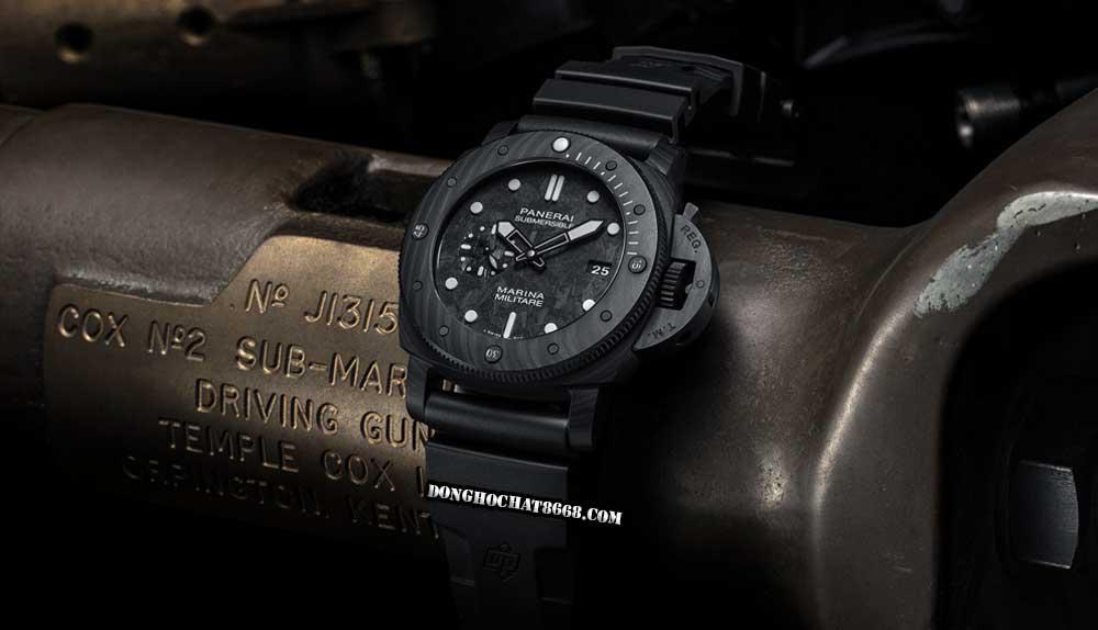 Thương hiệu Panerai đã luôn là biểu tượng cho đồng hồ lặn hải quân nước Ý và sau này là cả thế giới