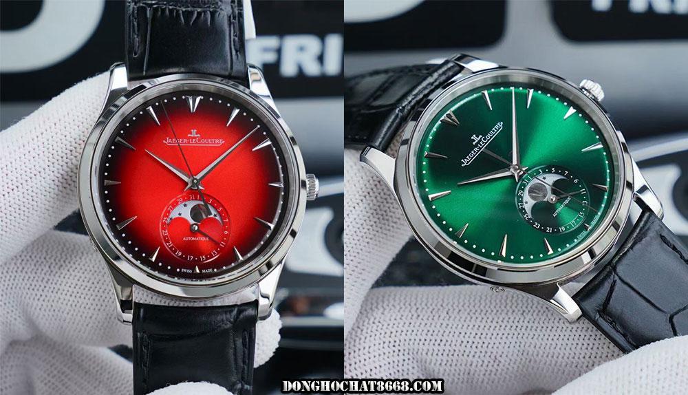 Các mẫu đồng hồ Replica 1:1 là những sản phẩm được chế tác tỉ mỉ và chi tiết, đạt độ giống lên đến 96%.