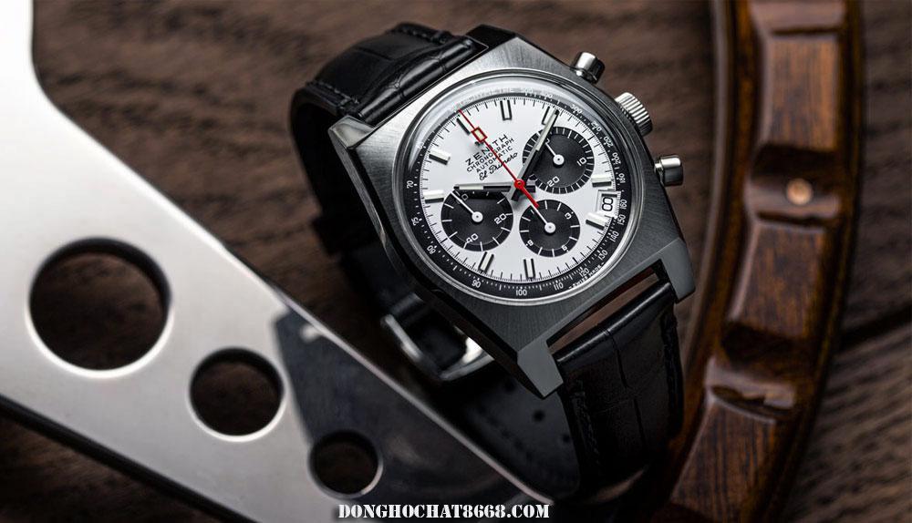 Thương hiệu đồng hồ Zenith là thương hiệu nằm trong top 10 hãng đồng hồ nổi tiếng nhất thế giới.