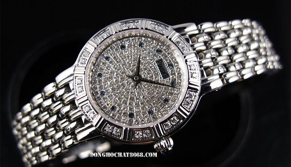 Các sản phẩm được làm từ kim cương và đá quý của thương hiệu Piaget thực sự quá đẳng cấp với phần còn lại của thế giới.